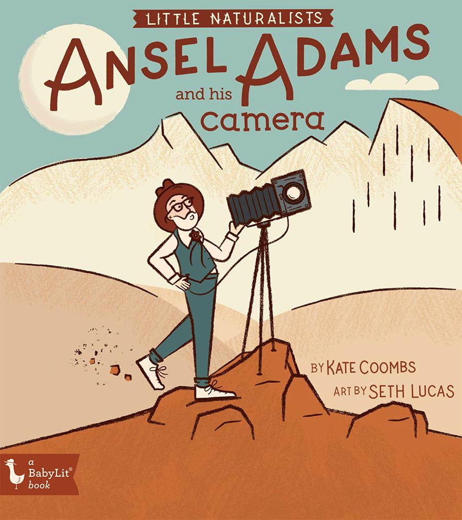 Little Naturalists: Ansel Adams and His Camera