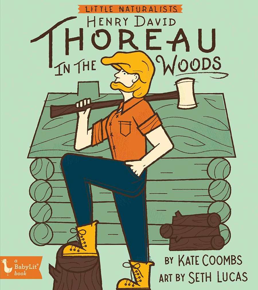 Little Naturalists: Henry David Thoreau in the Woods