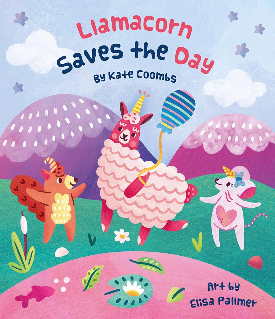 Llamacorn Saves the Day