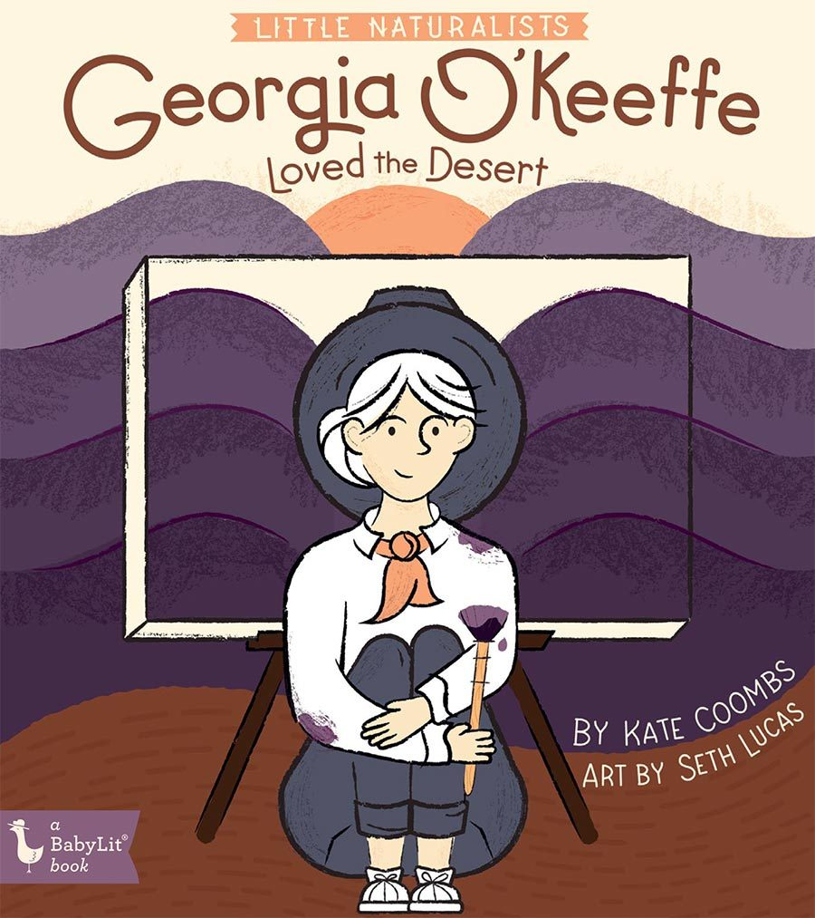 Little Naturalists: Georgia O'Keeffe Loved the Desert