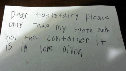 Dillon's Note